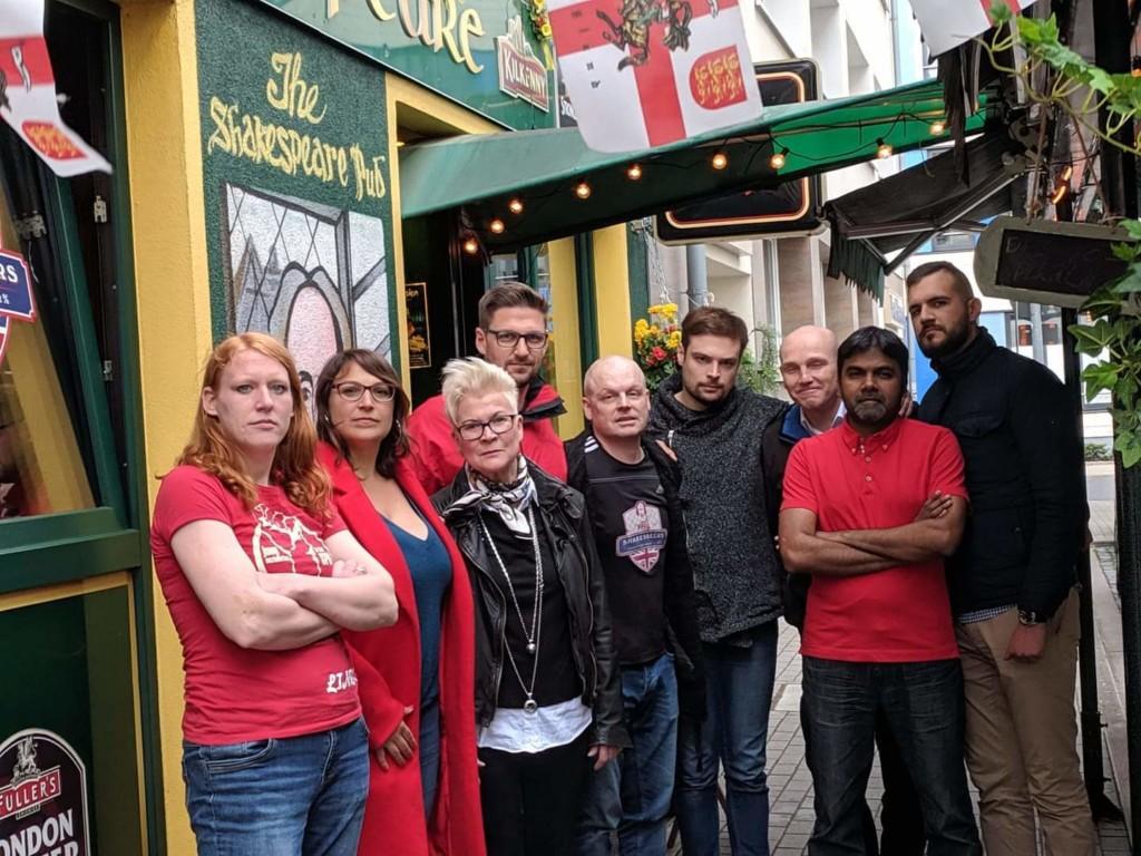 SPD Mitte Shakespeare Pub