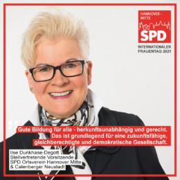 Ilse Dunkhase-Degott