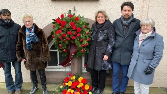 Gedenkveranstaltung Reichsbanner 22 02 2020 Foto Andreas Pieper