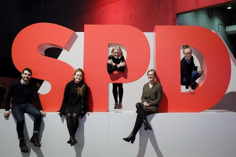 Mitglied werden SPD